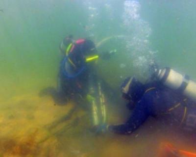 На затонувшем пароходе нашли картину Айвазовского (ВИДЕО)
