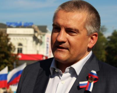 Сергей Аксёнов сказал, что Зеленского никто не спрашивает