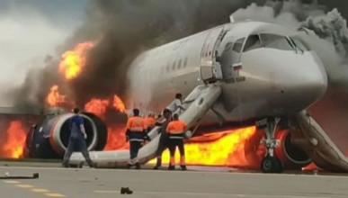 Все погибшие в авиакатастрофе Sukhoi Superjet 100 опознаны