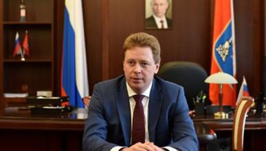 Поздравление губернатора Севастополя с 236-летием основания Черноморского флота