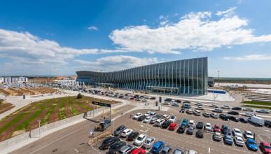 Аэропорт «Симферополь» идет на рекорд