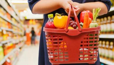 Сколько стоит продуктовая корзина в Крыму