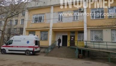 Отделение кардиологии I-й городской больницы Севастополя после капитального ремонта (фото-эксклюзив)