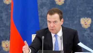 Медведев считает, что следует провести разбор полётов среди чиновников