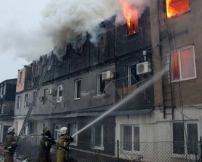 Число погибших во время пожаров в Крыму увеличилось почти вдвое