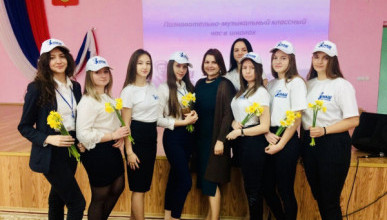 Тысяча голосов: школьники исполнили гимн Севастополя