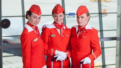 «Аэрофлот» потратит более 6 млн рублей на макияж своих сотрудников