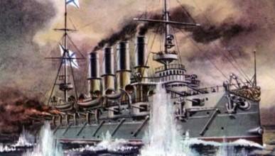 27 января (9 февраля) 1904 года экипаж крейсера «Варяг» вступил в свой последний бой