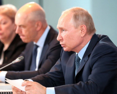 Почему самолёт Владимира Путина сопровождали шесть Су-57 (ВИДЕО)