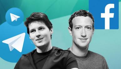Павел Дуров врезал Цукербергу по WhatsApp