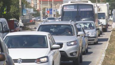 Где в Крыму летом будут самые большие автомобильные пробки