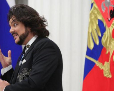 Киркорова готовят в президенты