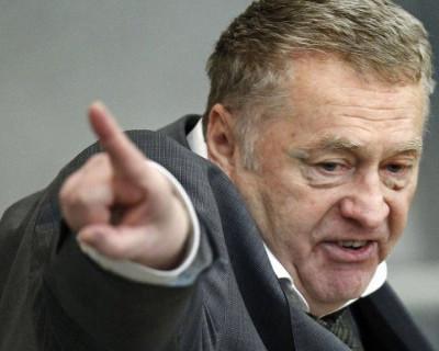 Жириновский призвал признать Украину страной-агрессором!