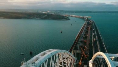 Поезда по Крымскому мосту пойдут раньше
