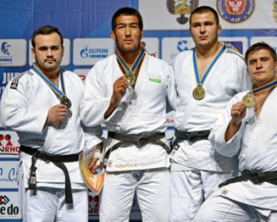 Севастопольский дзюдоист приехал с Кубка Европы с бронзой