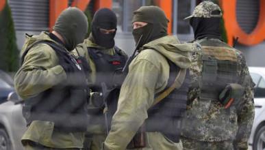 Как защищен Крым от террористов