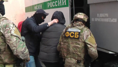 Как в Крыму борются с террористами