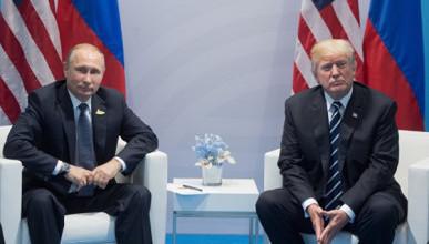 Трамп и Путин встретятся