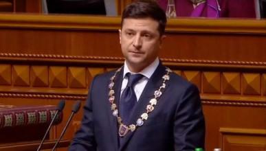 Зеленский недоволен президентским креслом (ВИДЕО)