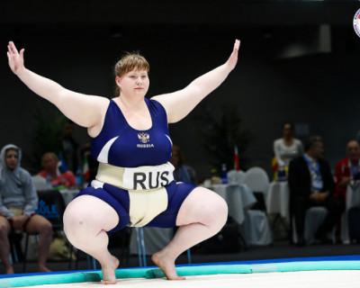 Севастопольские борцы сумо одни из лучших в Европе