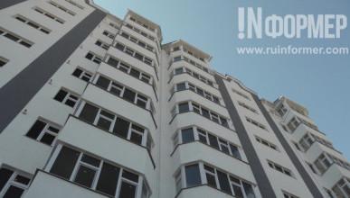 «ИнтерСтрой» сдал новый дом в Севастополе
