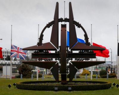 Российские пользователи Интернета посмеялись над НАТО