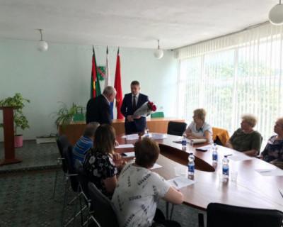 В Верхнесадовском муниципальном округе Севастополя новый глава