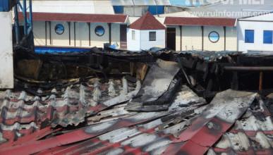 В Севастополе вспыхнул дельфинарий (ФОТО)
