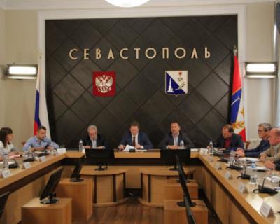 Правительство Севастополя займется центром города
