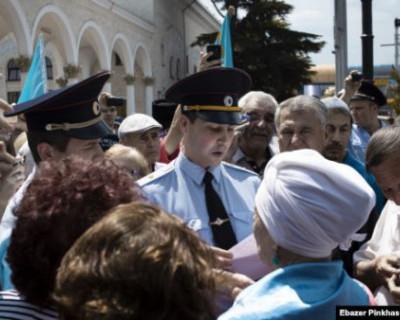 Крым.Реалии на поводке
