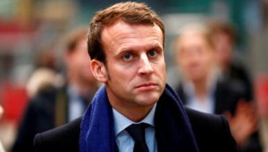 Президент Франции обещает познакомить Путина с Зеленским
