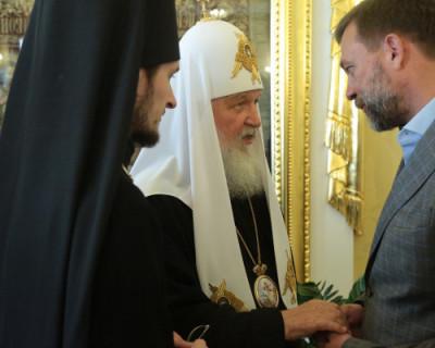 Саблин: «Патриарх Кирилл поддержал идею по возврату бесплатного входа в музей Херсонеса в Севастополе»