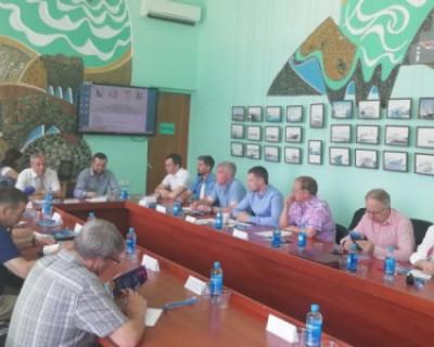 В Севастополе обсудили развитие строительной отрасли