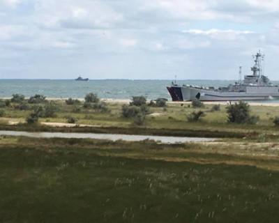 У побережья Крыма обнаружены украинские «морские котики»