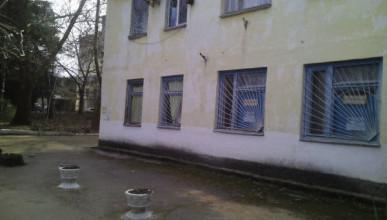 Больницу Севастополя начали реанимировать