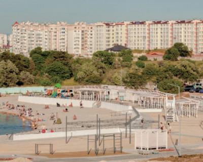 Торжественное открытие городского пляжа «Адмиральская Лагуна» (ВИДЕО)