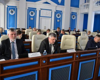 Депутаты Закса Севастополя не смогли преодолеть вето губернатора