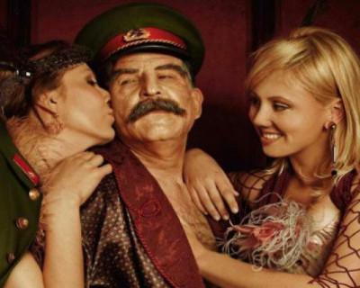 Россияне выступают против секс-игры со Сталиным