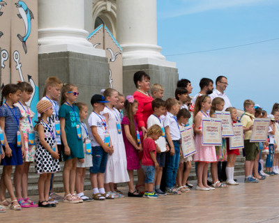«Детский рисунок» в рамках акции «Русский Крым и Севастополь»