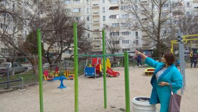 Правительство Севастополя обязалось ужесточить контроль за новыми спортивными и детскими площадками