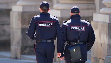 Севастопольские полицейские задержали подозреваемого в краже и ложном доносе