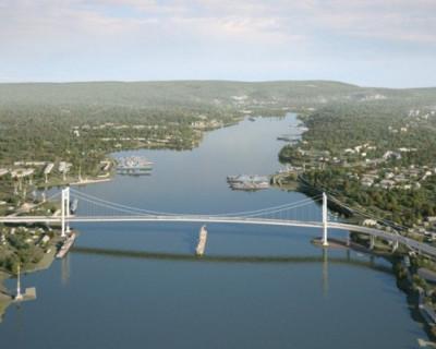 Мост через Севастопольскую бухту построят через шесть лет