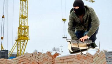 В Севастополе обокрали строителя