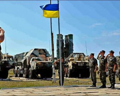 Украинская ПВО угрожает Крыму?