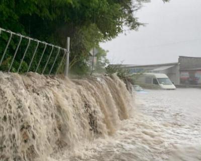 Севастополь ушел под воду 7 июня 2019 г.