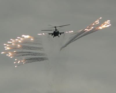 Как бриллианты авиации России сверкали в небе над Севастополем (ВИДЕО)