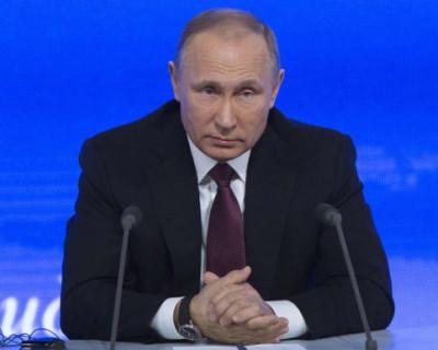Как задать вопрос Владимиру Путину