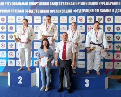 Севастопольская дзюдоистка  выступала против соперниц, которым уже 16 лет, и они весят по 100 кг