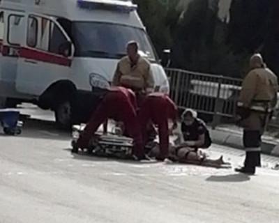 Смертельная авария на трассе Севастополь-Ялта
