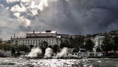 Аномальный ливень. Как спасались в Севастополе?